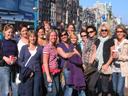 Stadswandeling in Amsterdam